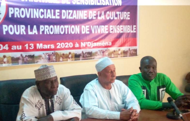 Tchad : le Réseau des artistes lance sa caravane de sensibilisation sur le vivre-ensemble