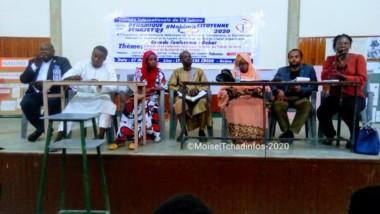 Senafet 2020 : la dynamique #Nolimit et le lycée Sacré-cœur débattent sur les violences faites aux femmes