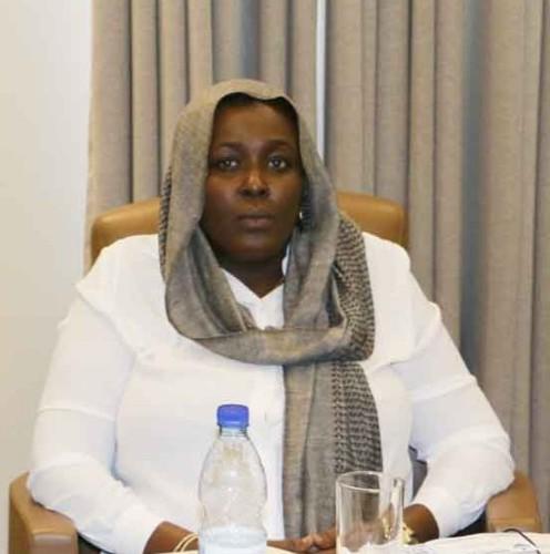 Tchad : Koubra Hissein Itno, 1ere femme à siéger au conseil d'administration de l'AAE