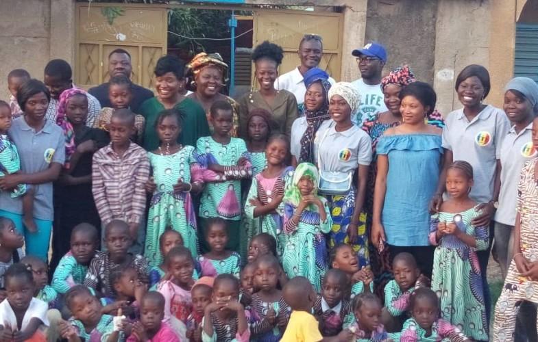 Société : l'association Salem prête main forte à l'orphelinat Shalom