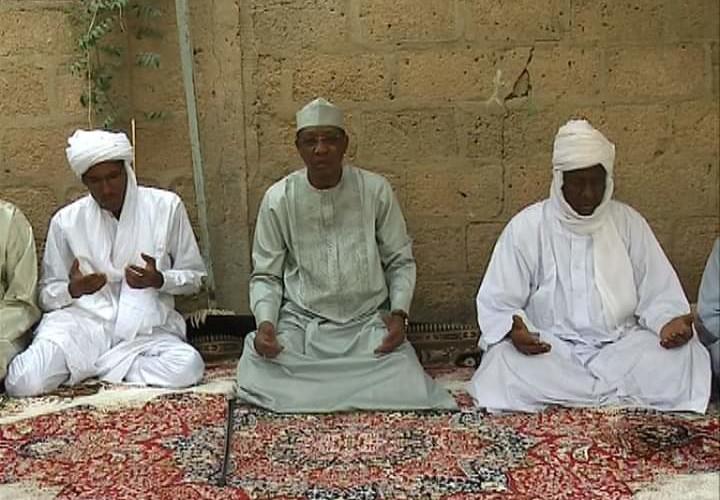Tchad : le président Déby s'est rendu au domicile de la défunte Bintou Malloum