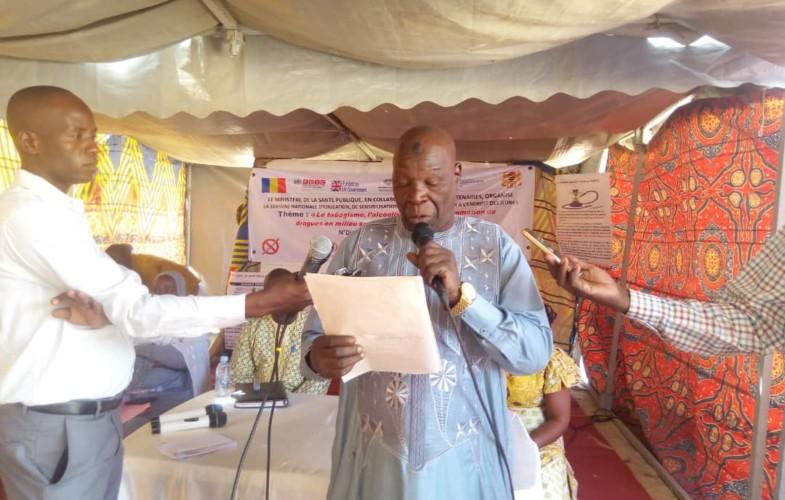 Tchad : lancement d'une campagne de sensibilisation sur les dangers liés à la consommation des stupéfiants
