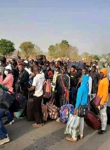Coronavirus : les étudiants tchadiens rentrant du Cameroun bloqués à la frontière