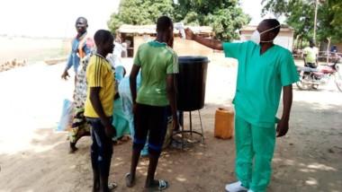 Coronavirus : la traversée de la frontière Yagoua – Bongor soumise au contrôle sanitaire