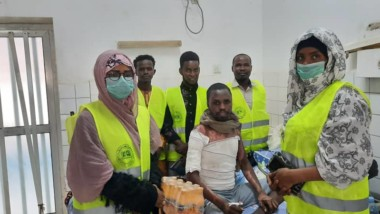 Tchad : des citoyens manifestent leur élan de solidarité aux blessés de Bohoma