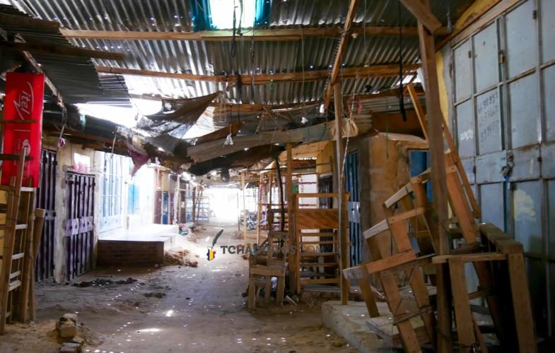 Coronavirus: comment des commerçants vivent la fermeture de leurs boutiques à N'Djamena