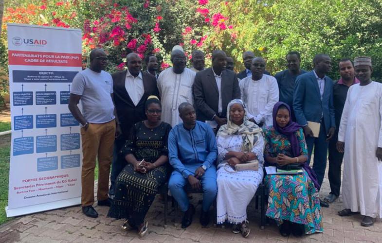 Tchad : le P4P forme des hommes de médias sur la prévention de l'extrémisme violent