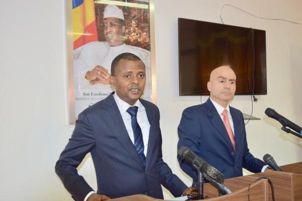 """""""L'épidémie de COVID-19 a un impact économique et social grave sur le Tchad"""" Edward Gemayel"""