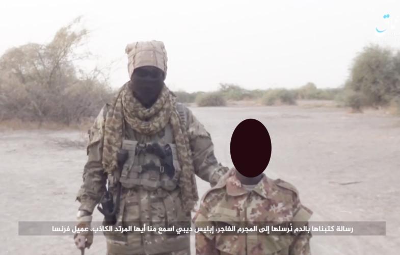 Terrorisme : Boko Haram exécute dans une vidéo un soldat tchadien