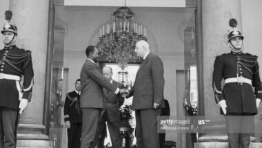 Appel de Brazzaville: Idriss Deby Itno en route pour la commémoration des 80 ans