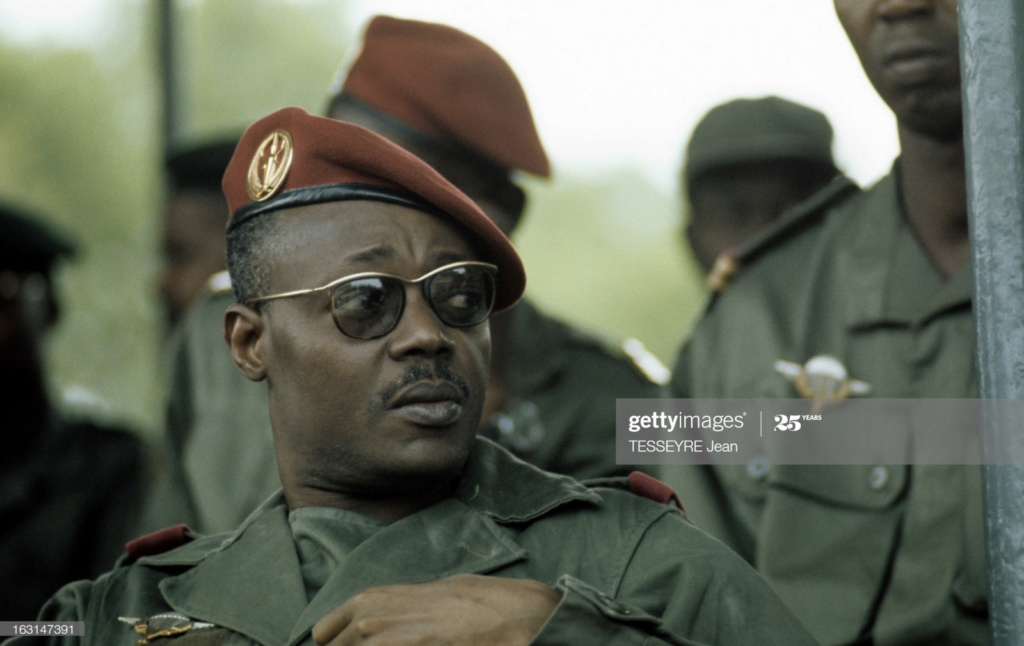 General Felix Malloum