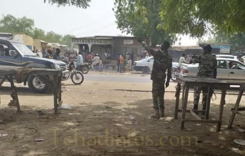 Coronavirus : fermeture forcée du marché hebdomadaire de Koundoul