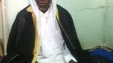 Nécrologie : décès de Cheikh Goni, imam de la mosquée Abakar Moussa de Ridina