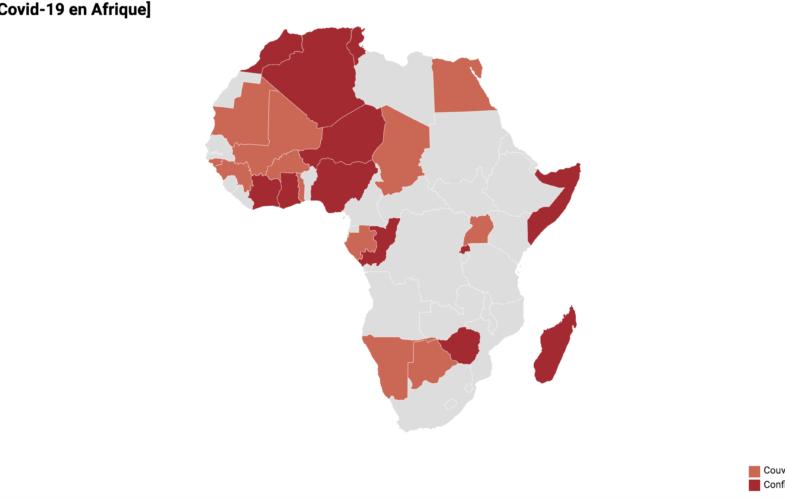 Coronavirus : Quels sont ces pays africains confinés ou sous couvre-feu ?