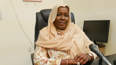 Coronavirus : « ceux qui n'ont pas de robinets peuvent payer les branchements et profiter gratuitement pendant six mois » Khoubra Mahamat Itno