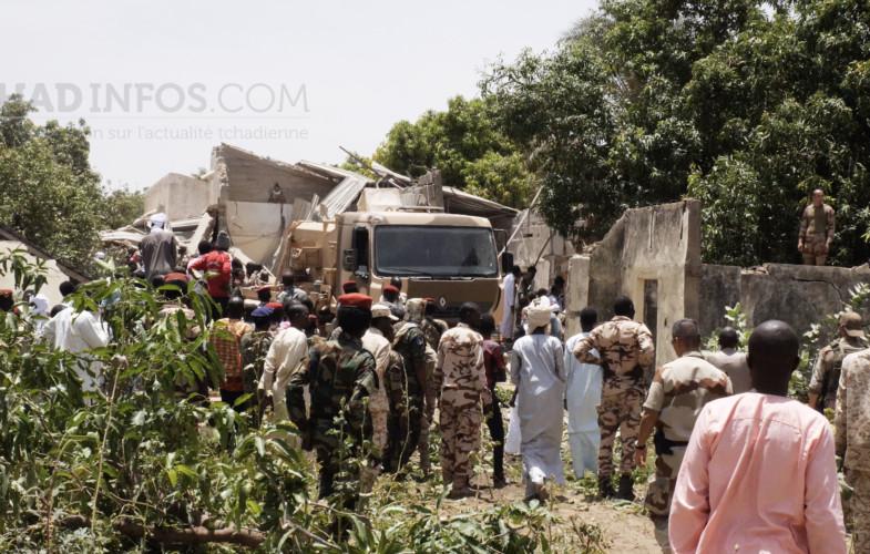 Explosion à N'Djamena : une 5e victime succombe de ses blessures