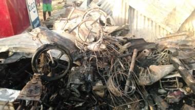 Société: ce qu'il faut retenir de l'incendie à Atrone