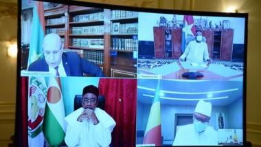 Coronavirus : les chefs d'État du G5 Sahel s'engagent à redoubler d'actions