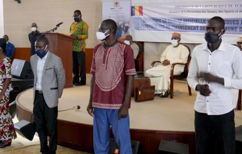 Tchad: des jeunes reçoivent un financement de 70 millions FCFA pour leurs projets