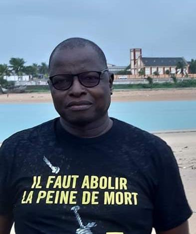"""Abolition de la peine de mort: """"une victoire pour les défenseurs des DH du Tchad"""", Me Nodjitoloum Salomon"""