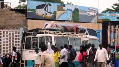Tchad : le transport interurbain autorisé pour un mois