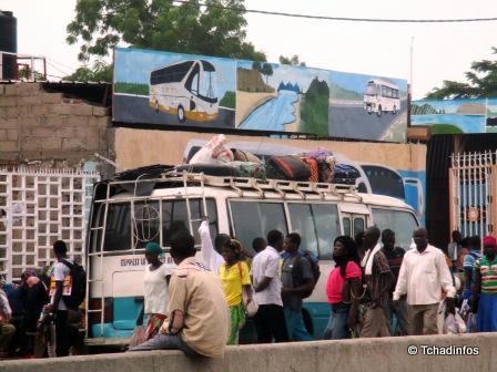 Coronavirus : les passagers ayant voyagé dans le même bus que le tchadien contaminé sont priés de se rendre à Farcha