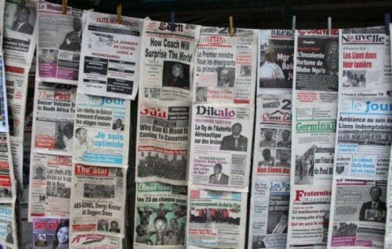 Cameroun : la liberté de la presse fait marche arrière selon RSF