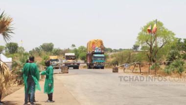Coronavirus : une première vague d'étudiants tchadiens est entrée au Cameroun
