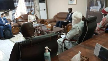 Coronavirus: les partenaires techniques et financiers du Tchad mobilisés