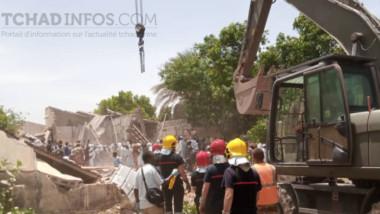 N'Djamena : l'explosion de l'engin militaire a tué 2 enfants