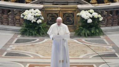 Pâques : « Ce temps n'est pas celui des égoïsmes » Pape François