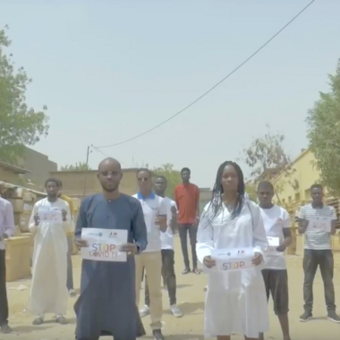 IYALAT : un collectif d'artistes tchadiens mobilisés contre le coronavirus