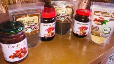 """Tchad: une startup transforme les dattes en plusieurs produits """"Délices"""""""