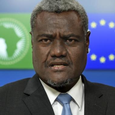 Coronavirus : Moussa Faki appelle à la solidarité international
