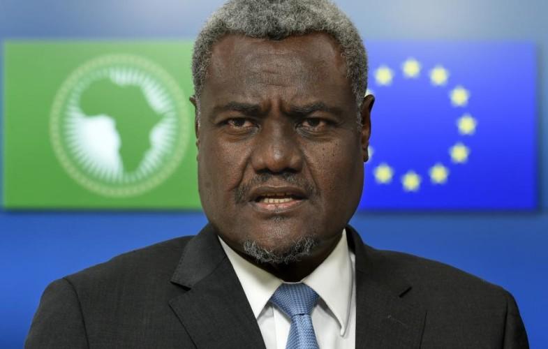 Coronavirus : Moussa Faki appelle à la solidarité internationale