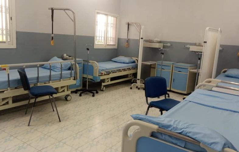 Coronavirus : 57 cas suspects et 1557 personnes mise en quarantaine