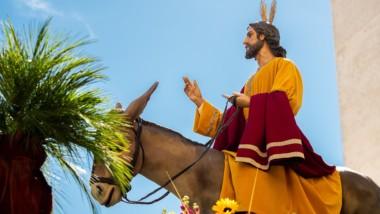Coronavirus : comment les chrétiens du Tchad ont célébré le Dimanche des rameaux ?