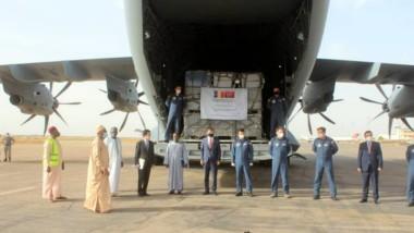 Don de la Turquie : « les matériels seront distribués dans tous les hôpitaux du Tchad »