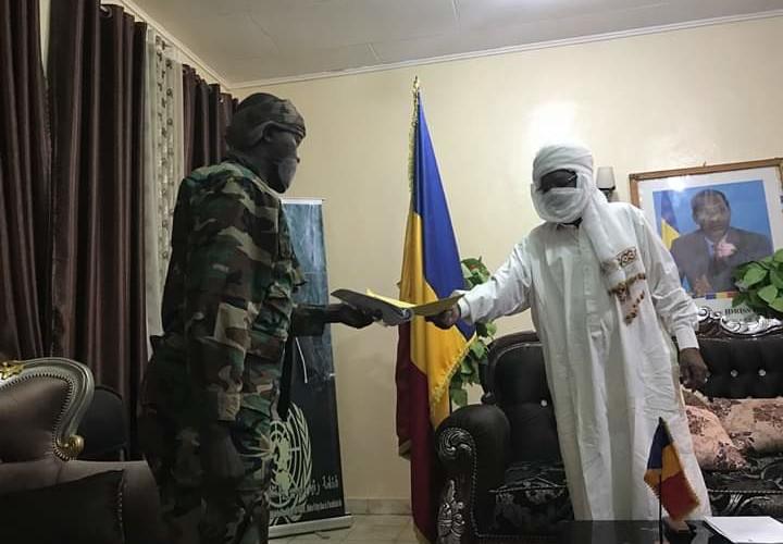 Tchad : le Pnud fait un don aux Forces de défense et de sécurité du Lac