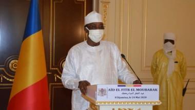 Fête de ramadan : intégralité du mot du président Déby aux Oulémas