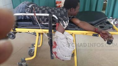"""Tchad : une cagnotte """"Sauvons notre héros Augustin"""" est lancée pour les soins"""