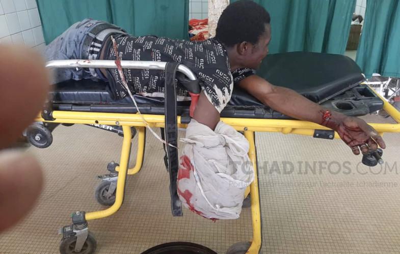 Tchad: un enfant a failli périr dans une explosion de grenade à N'Djamena