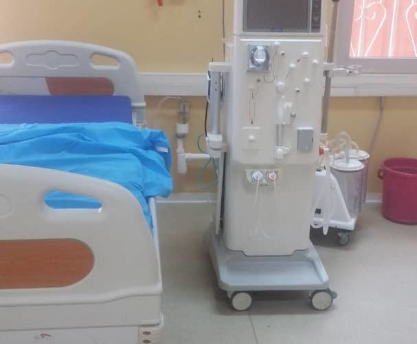 Tchad : l'unité d'hémodialyse de l'Hôpital général de référence comptabilise 2 semaines sans produits