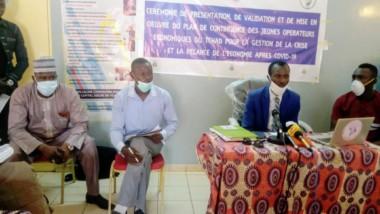 Coronavirus: des jeunes opérateurs économiques présentent un plan de relance après la crise