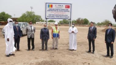 Tchad : construction d'une école agricole par la Turquie