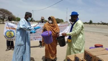 Coronavirus : le MPS intensifie la sensibilisation dans le Hadjer Lamis