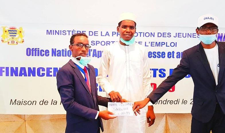 Tchad : 81 projets de jeunes reçoivent du financement pour la lutte contre le Coronavirus