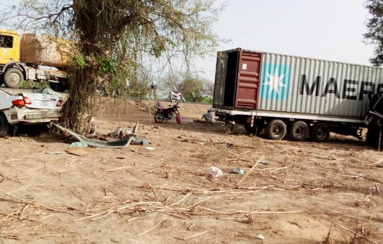 Tchad: 4 morts et 2 blessés dans un accident entre Bongor et Moulkou