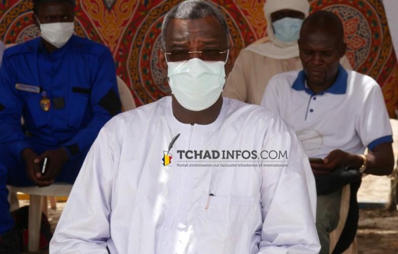 Coronavirus : deux proches collaborateurs du maire de N'Djaména déclarés positifs
