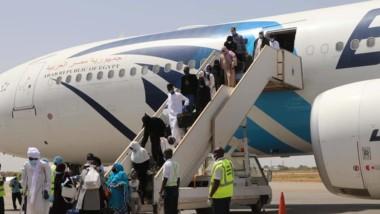 Coronavirus : 300 Tchadiens bloqués en Égypte regagnent le bercail